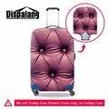 Мода тележки для багажа чехлы для девочек багажа защитные крышки Дамы защитный охватывает чемодан камера протектор мешок женщин