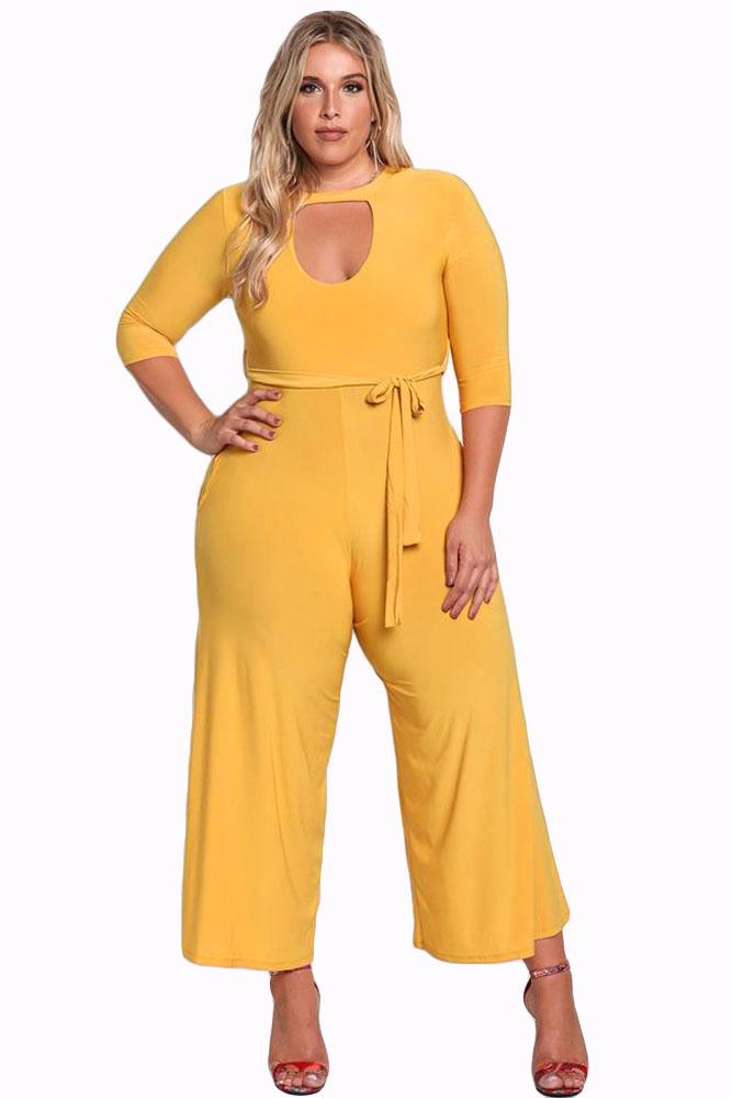 Mustard-Plus-Size-Cut-Out-Wide-Legged-Jumpsuit-LC64344-7-1