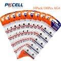 100 шт./10 карты батарейки PKCELL AG4 SR626SW LR66 177 626 SR66 377 LR626 1,5 V щелочные батареи таблеточного монета часы Батарея батареи - фото