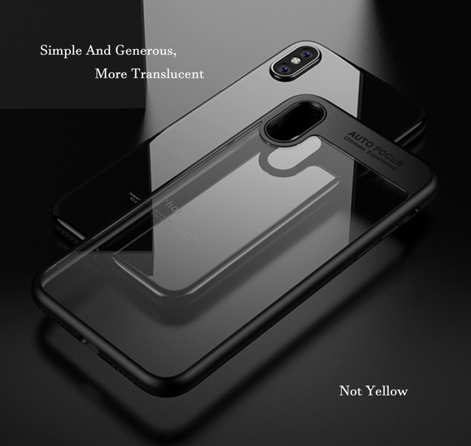 ipaky-Luxury-Case-For-iPhone-8-TPU-Silicone-Ultra-Thin-Acrylic-HD-Transparent-back-Cover-Case (1)