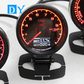 DY 7Colors 60mm EXT Temp Gauge Meter with Voltage gauge Multi D/A LCD Digital Display EGT Racing Gauge