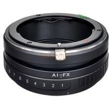 АИ-FX AI AI-S F Горе наклона объектива переходное кольцо для Fujifilm fuji FX X-E2/X-E1/X-Pro1/X-M1/X-A2/X-A1/X-T1 xpro2 камеры