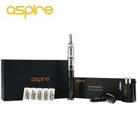 Original Aspire Premium Kit Built-in 1000mAh CF VV+ Battery W/ Nautilus Mini BVC Atomizer 2ml Tank Vape Electronic Cigarette Kit