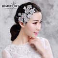 High Qualiy Handmade Luxury Rhinestone Crystal Beaded Bridal Headpieces Wedding Hair Accessories