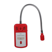 gaz analiz cihazi Sensitive Gas Analyzer Combustible Gas Detector Portable Gas Leak Location Determine Tester+Sound-light Alarm(China)