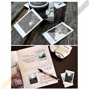 Image 5 - Fujifilm película monocromática Original Fuji Instax Mini 8, 10 hojas para mini 11 7s 8 9 50s 7s 90 25 Share SP 1, cámaras instantáneas
