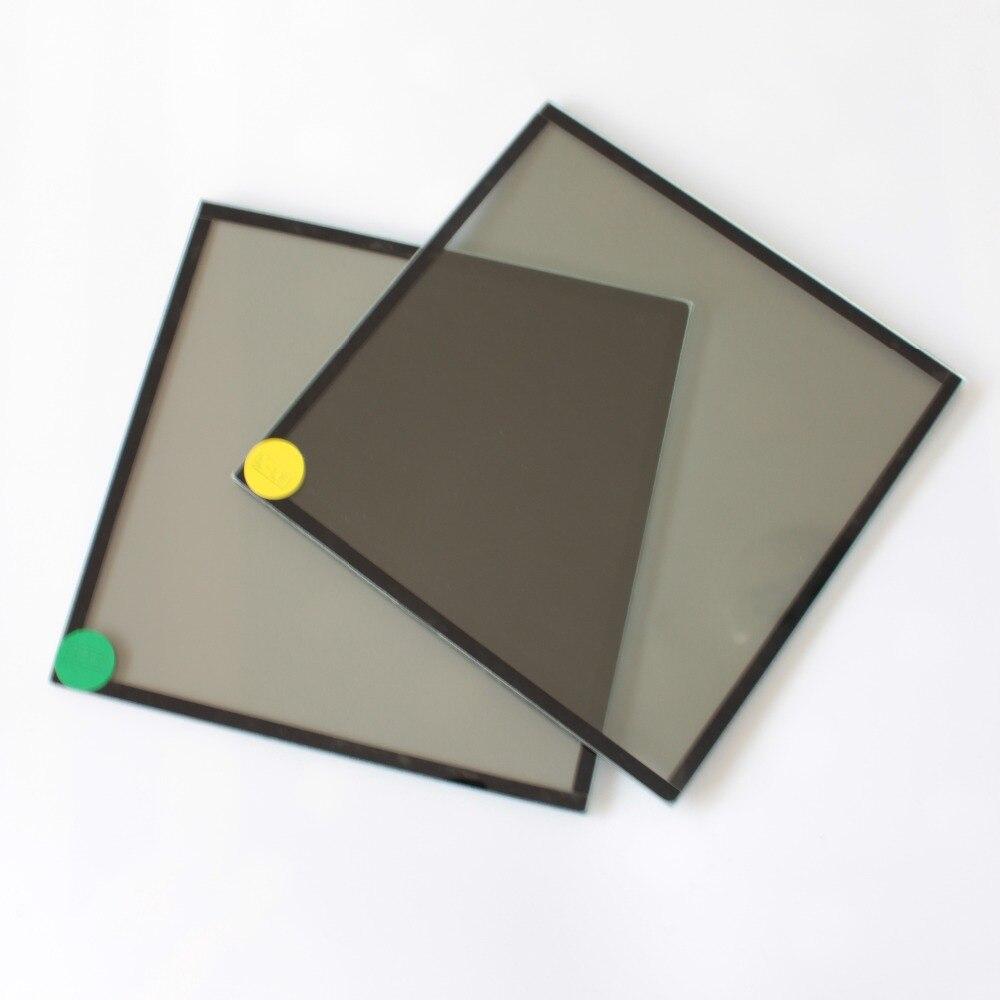 Image 5 - 1 Paris 15*15cm/20*20cm/12*12cm 3D Polarizer filter With Holder  Bracket Holder for Proectors Imax Cinemas Projector Filters3D Glasses/  Virtual Reality Glasses