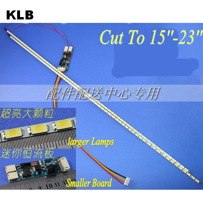 Computer & Office 457mm Led Backlight Lamp Strip 66leds For Lcd-40lx260a 2011ssp40-5630-r66-nns-rev0 40 Inch Tv Lcd Monitor High Light