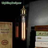 T28 185MM Led Lamp Decorative Light Bulb 220V 110V Led Edison Bulb Fireworks Lamp Holiday Lights