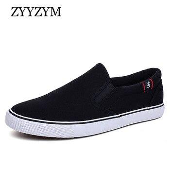 c2bc953a Product Offer. ZYYZYM обувь мужская парусиновая обувь весна лето слипоны  стиль Дышащие Модные кроссовки ...