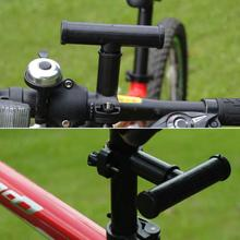 Bicycle Handlebar Extender T-shaped Extension Mount MTB Mountain Road Bike Holder for Light Cycling Parts Z65
