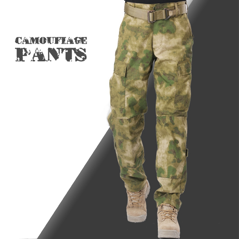 FG Tactical Combat Pant Hiking Hunting Airsoft SWAT Military Camo Army Trousers Wearproof Ripstop Pants mens ripstop tactical pants outdoor camping water repllent hiking pants urban sports trousers army green