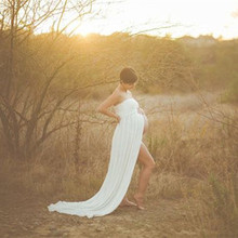 Fashion Photography Props Maternity Dresses