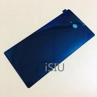 ISIU Mobile Phone Case For Sony Xperia M2 D2302 D2303 D2305 D2306 Rear Glass Housing Repair