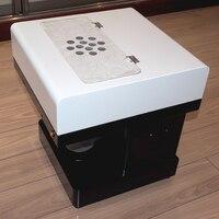 Manufacturer Milk Tea/ Cake/Chocolate Printer Drinks Printer Food Printer Art Coffee Printer