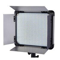 Yidoblo 1 pc LED Lamp camera light D528II 40W 1500 Lumen Professional Studio adjustable bio color Photography led video light