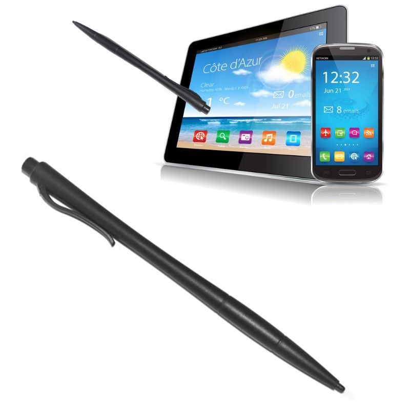 NEW Popular Resistive Hard Tip Stylus Pen For Resistance Touch Screen Game Player Tablet For IPhone 6 7 8 Plus X For Smart Phone