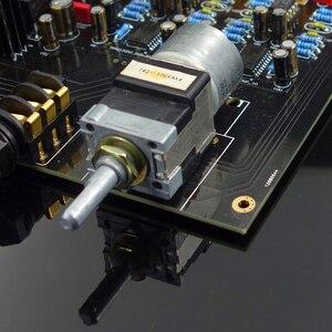 Image 3 - E600 tam dengeli giriş dengeli çıkış kulaklık amplifikatörü TPA6120 Ultra düşük gürültü JRC5532 Op amplifikatör kurulu