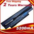 5200 mah de la batería para Acer Aspire One 532 h 533 AO532h UM-2009H UM09C31 UM09G31 UM09G41 UM09G51 UM09G71 UM09G75 UM09H31 AO533