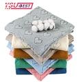 Детское одеяло  вязаное одеяло для новорожденных  Пеленальное сердце  корзина для малышей  детская коляска  одеяла  одеяло для мальчиков и д...