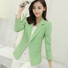 Women Suit Slim Design Fashion Jacket