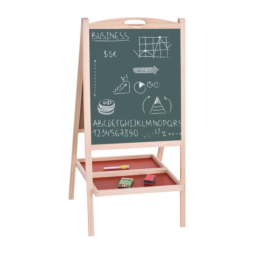 Marker and chalk drawing boards 86