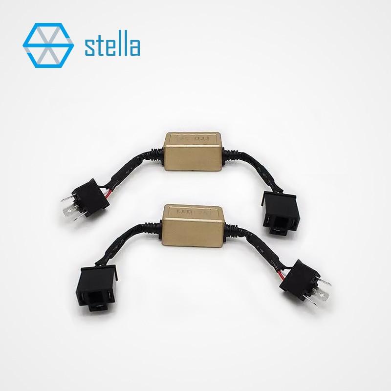 Led canbus H1/H3 H4 H7 H8/H9/H11 H13 9004 9005/9006 9007 all in one for vehicle decoder for led car headlights/fog light bulbs