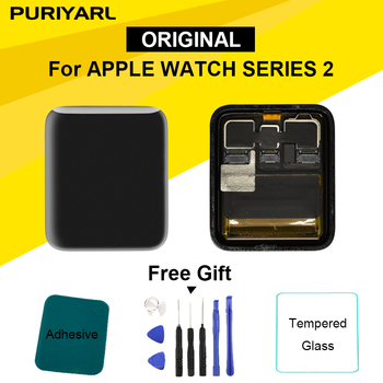OEM Screen For Apple Watch Series 2 LCD Display Touch Screen Digitizer Series 2 S2 38mm/42mm Pantalla Replacement+Free Gift