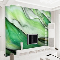 Hd Wall Murals Kids Bedroom Decor Modern New Chinese Abstract Ink Living Room Decorating Ideas TV