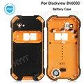 Blackview bv6000 bateria tampa da bateria de substituição caso magro protetora para blackview bv6000 acessório telemóvel originais