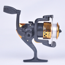 Saltwater Fighter Spinning Fishing Reel 3 ball bearing 2 Control Systems Right Left Hand Fishing Reels Coil Wheel