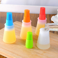 Silicone Oil Brush Basting Brushes Cake Butter Bread 1