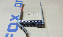 1pcs- 30pcs SAS Hard Drive Bracket For DELL 0KG7NR 0G176J R730XD R630 2.5 Inch In Stock