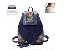 2017 Китай Ветер Ткань Оксфорд сумка новый вышивка в народном стиле Стиль отдыха дорожная сумка