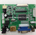 Дисплей 50PIN TTL LVDS Плате Контроллера HDMI VGA 2AV для AT070TN90 92 94 Поддержка Автоматически VS-TY2662-V1