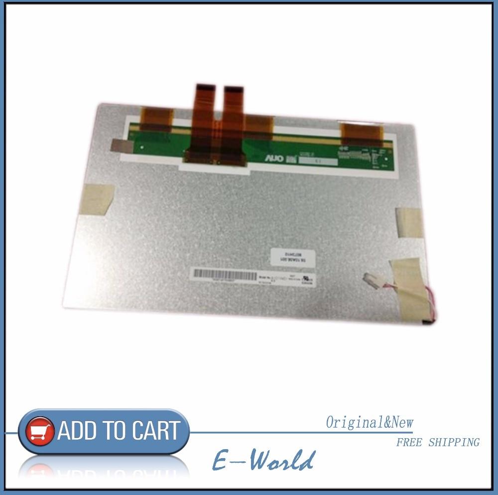Original 10.1inch LCD Screen A101VW01 V.3 A101VW01 V3 A101VW01 V0 A101VW01 V.0 Free Shipping