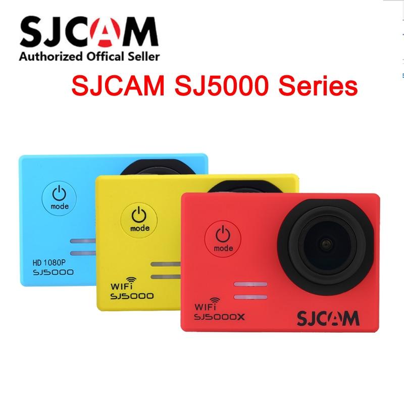 Original SJCAM SJ5000 Series SJ5000X Elite SJ5000 WIFI SJ5000 2 0 TFT LCD Action Helmet Sports