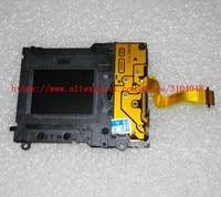 95% nowy migawki jednostka dla Sony SLT A77 a77 migawki zgromadzenie z ostrzem wymiana naprawa części w Części obiektywu od Elektronika użytkowa na