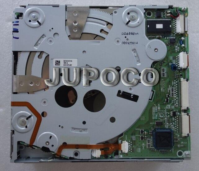 Специальные 100% новый Alpine 6 дисков механизм cd-чейнджер DZ63G21A для Civci Hyundai автомобиля mercedes радио CD-плеер mp3 WMA тюнер