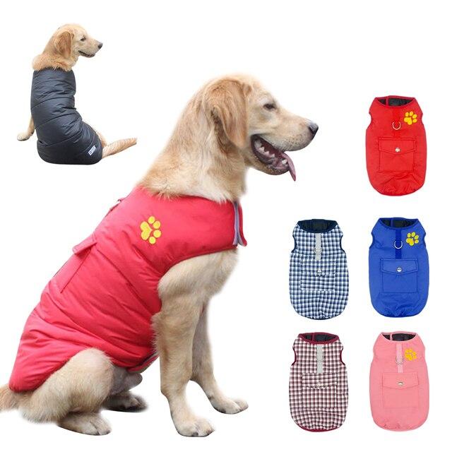 Gli Animali Domestici Vestiti di inverno Del Cane Vestiti per le Piccole Cani di