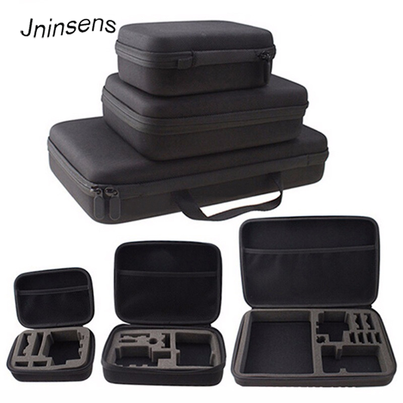 Universal Portable Sport Camera Bag Box Case Travel Protective for Sports Action Camera Accessory
