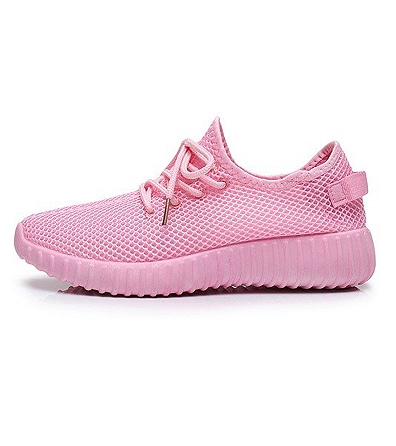 Mesh casual shoes women Breathable Lace Up white sneakers female soft lightweight summer flat Women Vulcanize Shoes 2019 VT243 (16)