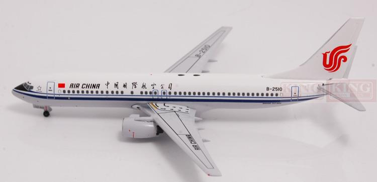 Aeroclassics China International Aviation B-2510 1:400 B737-800 commercial jetliners plane model hobby phoenix 10980 b737 700 w 1 400 china international aviation inner mongolia tianjiao commercial jetliners plane model hobby