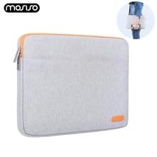 купить MOSISO Waterproof Notebook Bag 13 13.3 inch for Xiaomi Asus Dell HP Lenovo Laptop Sleeve Bag for MacBook Air Pro 13 Laptop Case дешево