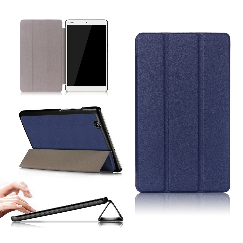 Case for Huawei Mediapad M3 8.4 BTV-W09 BTV-DL09 Smart PU Leather Magnetic Cover For Huawei M3 Mediapad 8.4 case