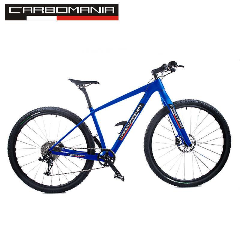 Karbon Bicicletas Sepeda Gunung 29er 1×11speed Karbon MTB XC Sepeda Kecepatan Variabel Double Disc Rem Menurun Gunung Sepeda