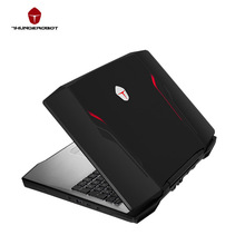 "Thunderobot 911S6 Игровые ноутбуки NVIDIA GTX1060 Intel Core i7-7700HQ 15.6 ""1080 P IPS Экран 8 ГБ Оперативная память 128 ГБ SSD 1 ТБ HDD Подсветка"