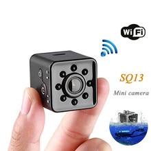 SQ13 WIFI small mini Camera cam HD 1080P video Sensor Night Vision Micro Camcorder DVR Motion Recorder Camcorder SQ 13 все цены