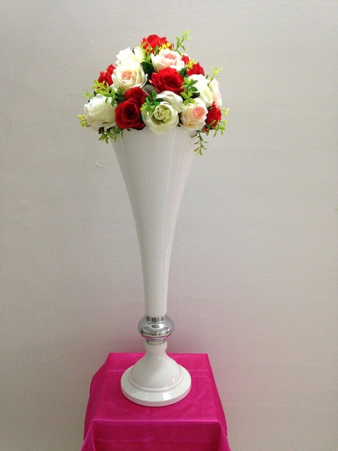 Wedding Table Stand 68cm 267 White Table Centerpiece Wedding