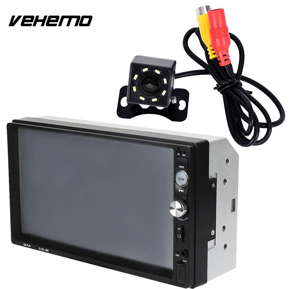 Vehemo FM/USB/AUX Auto MP5 Player MP5 Player Support TF Card Car MP5 Player Smart Flexible RadioVehemo FM/USB/AUX Auto MP5 Player MP5 Player Support TF Card Car MP5 Player Smart Flexible Radio